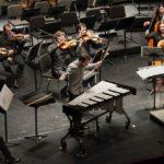 Emmanuel Sejourne con la Orquesta Sinfonica del Sodre